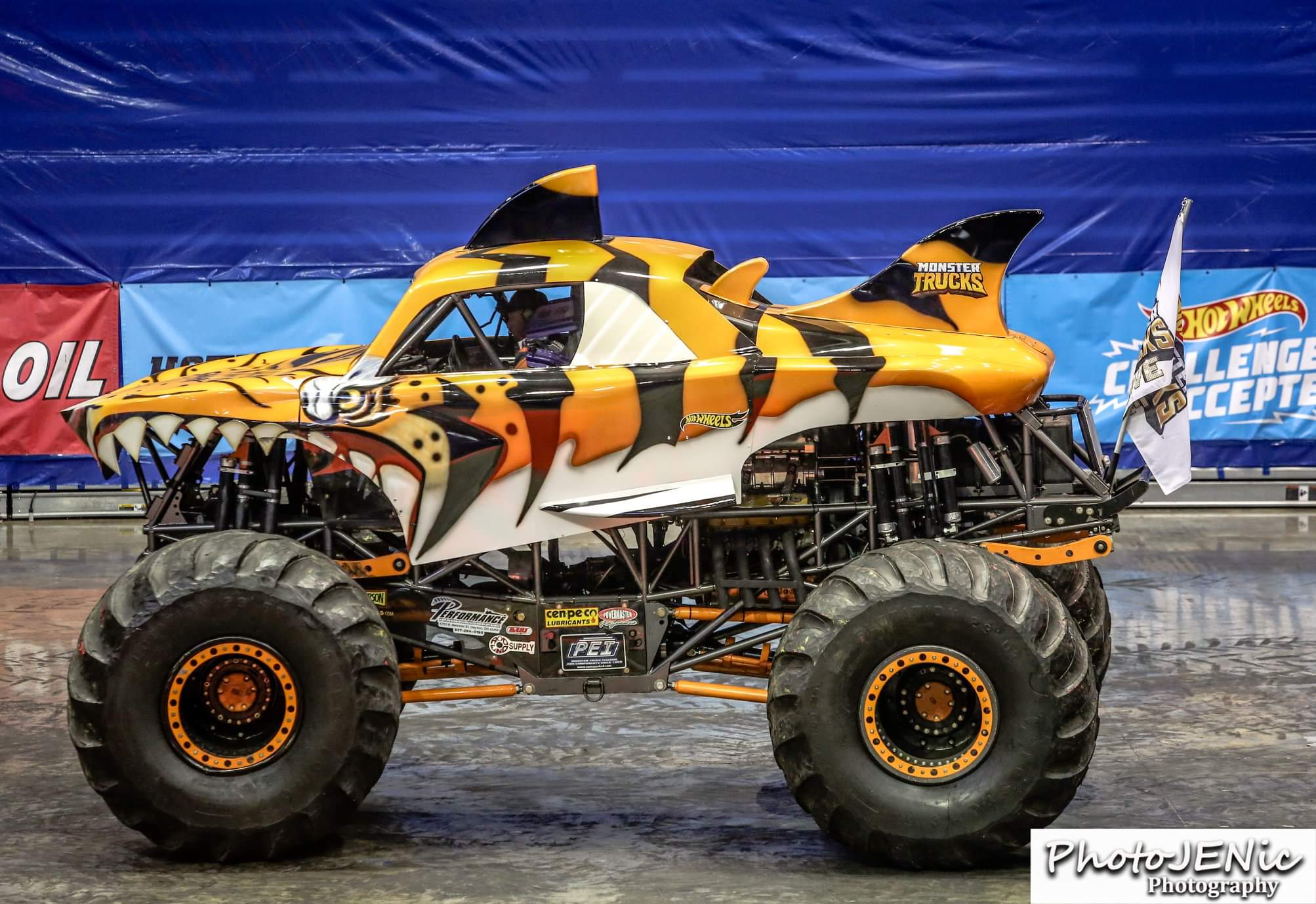 Tiger Shark Monster Trucks Wiki Fandom