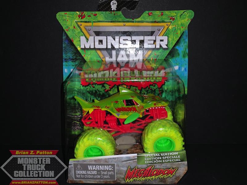 Megalodon Zombie Monster Trucks Wiki Fandom