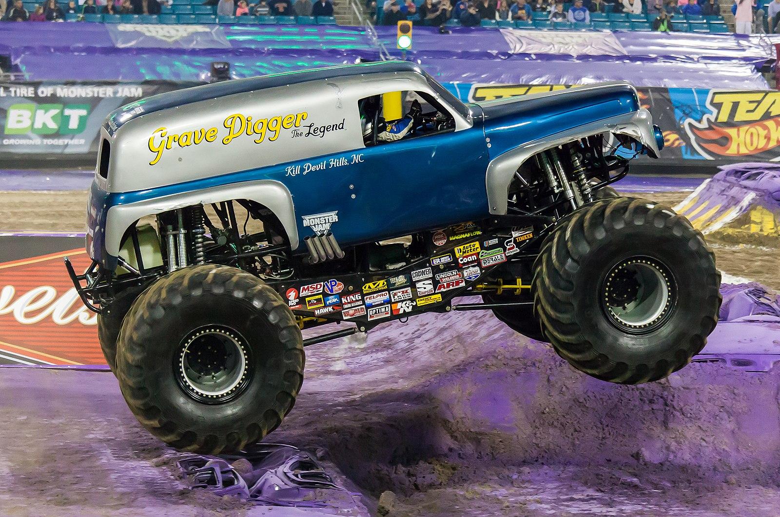 Grave Digger The Legend Monster Trucks Wiki Fandom