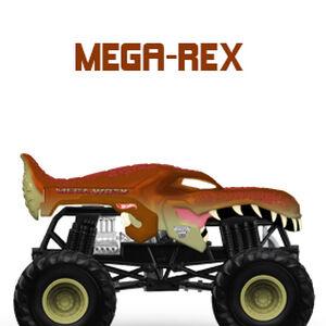 Mega Wrex Monster Trucks Wiki Fandom