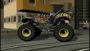 Monster Jam Urban Assault Video Game Monster Truck War Wizard