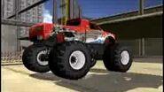 Monster Jam Urban Assault Video Game Monster Truck Destroyer
