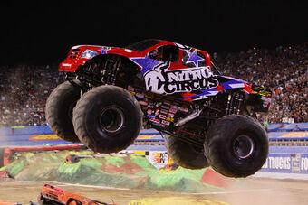 Nitro Circus Monster Trucks Wiki Fandom