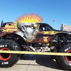 Fire Ice Monster Trucks Wiki Fandom
