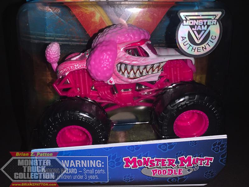 Monster Mutt Poodle Monster Trucks Wiki Fandom