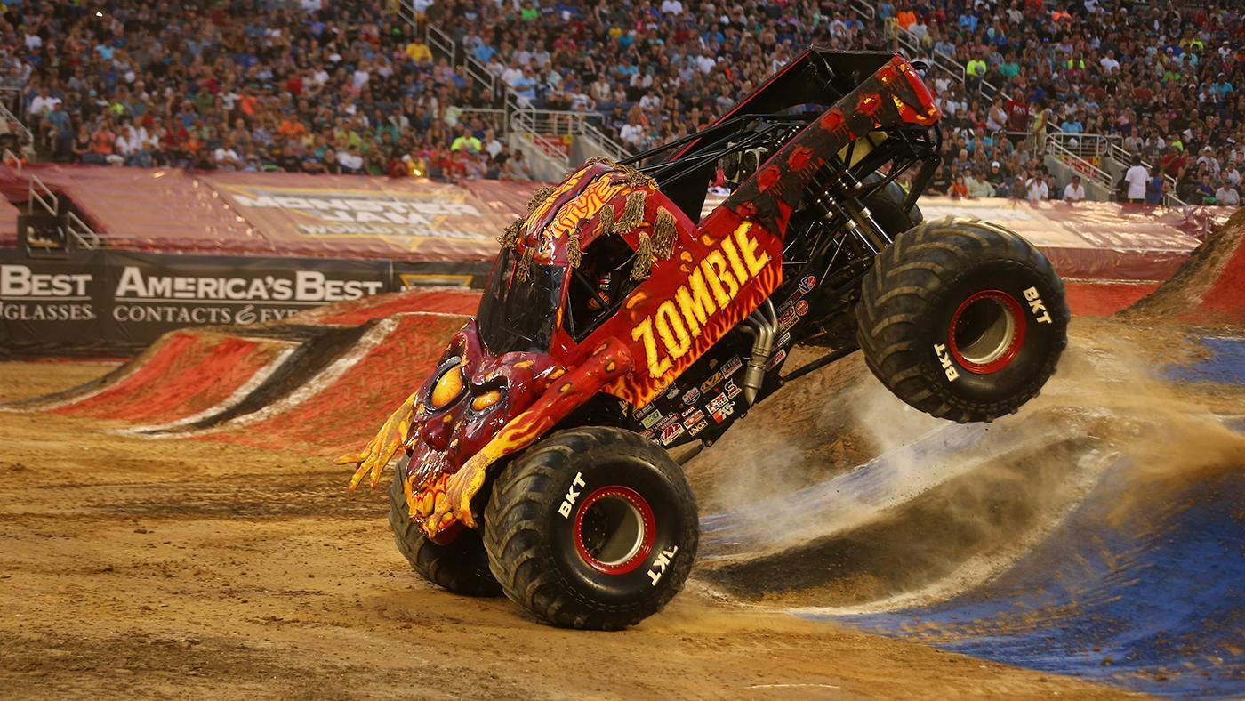 Zombie Fire Monster Trucks Wiki Fandom