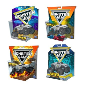 Spin Master Monster Jam Series Monster Trucks Wiki Fandom