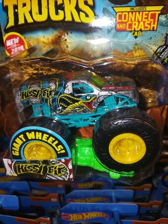 List Of 2019 Hot Wheels Monster Trucks Monster Trucks Wiki Fandom