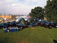 131 0708 05 z+1977 2007 anniversary monster truck+bigfoot family
