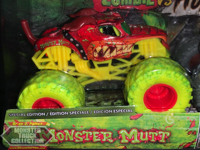 Monster Mutt Zombie Monster Trucks Wiki Fandom