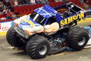 011 Quebec MonsterSpectacular Monster Truck Samson