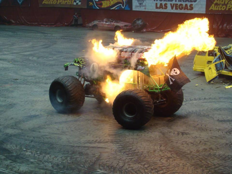 Fire Monster Trucks Wiki Fandom