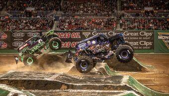 Monster Jam Tours 2020 Monster Trucks Wiki Fandom