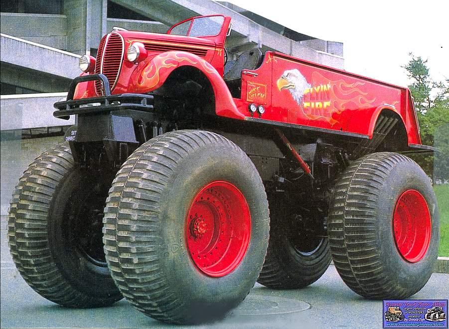 Flyin Fire Monster Trucks Wiki Fandom