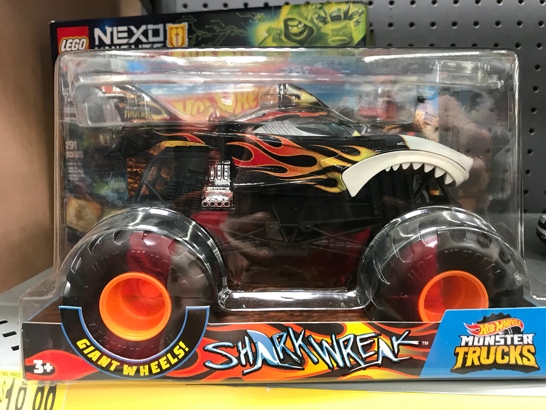 Shark Wreak Monster Trucks Wiki Fandom