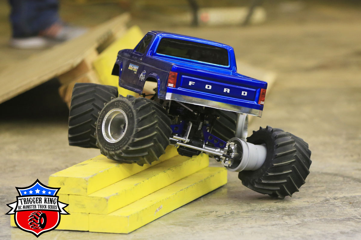 Retro Bigfoot 83 R C Monster Trucks Wiki Fandom