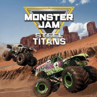 Monster Jam Steel Titans Monster Trucks Wiki Fandom