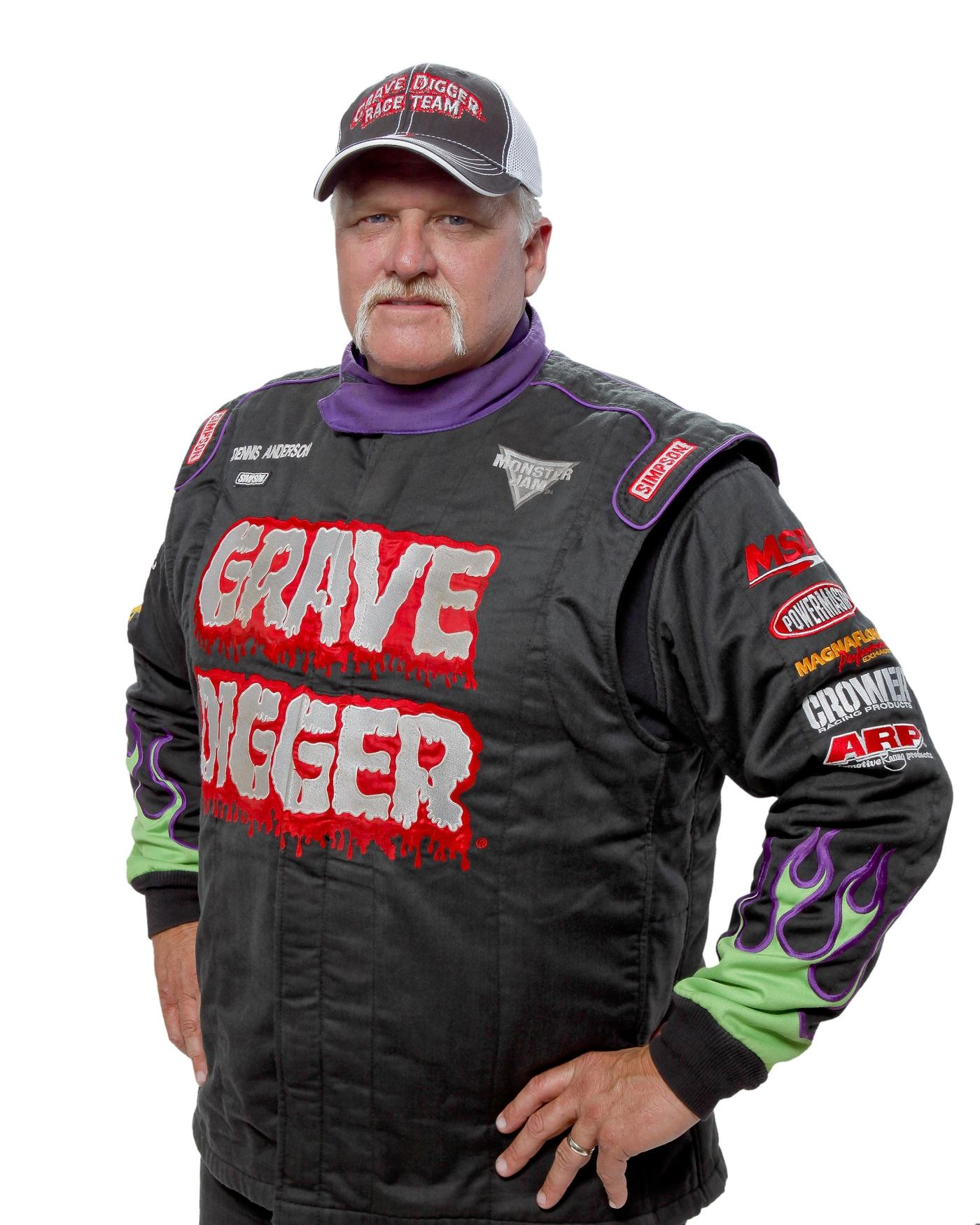 Dennis Anderson   Monster Trucks Wiki   Fandom