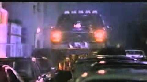 BigFoot Monster Truck Traffic Jam Commercial 80's