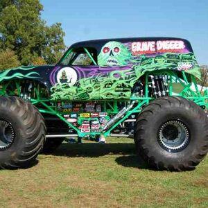 Grave Digger Monster Trucks Wiki Fandom