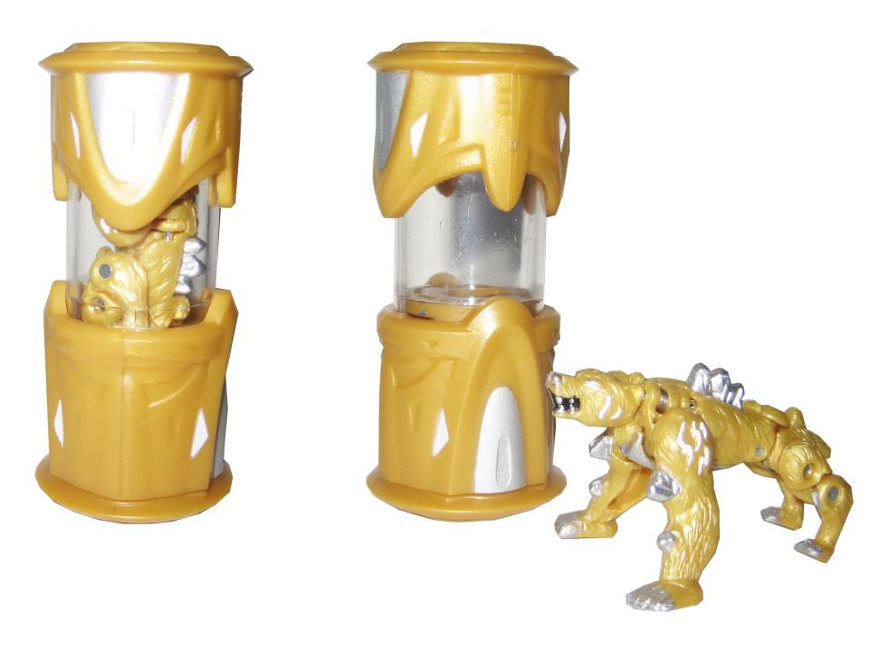 Gold Lock