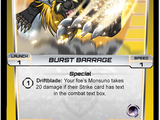 Burst Barrage