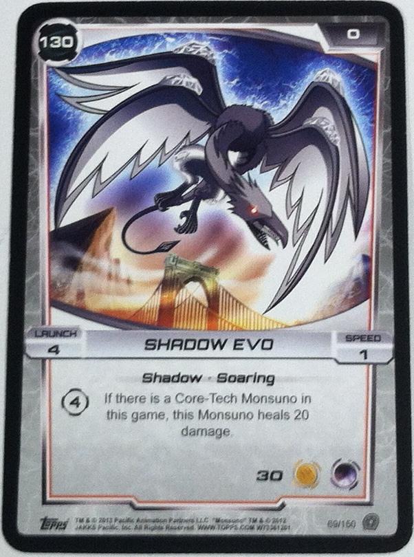 Shadow Evo