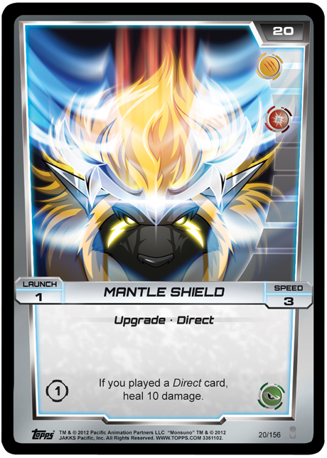 Mantle Shield