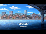 Evolve (Part 1)