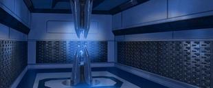 Биометрический сейф