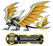Warwing promo