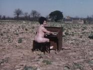 Nude organist 7