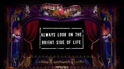 Monty Python - Always Look On The Bright Side Of Life (Official Lyric Video)