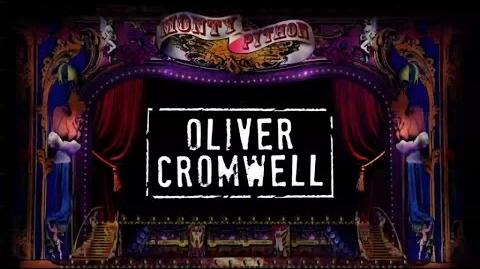 Monty Python - Oliver Cromwell (Official Lyric Video)