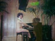 Nude organist 6