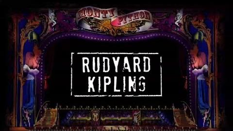 Monty Python - Rudyard Kipling (Official Lyric Video)