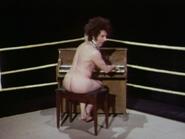 Nude organist 8