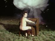 Nude organist 5