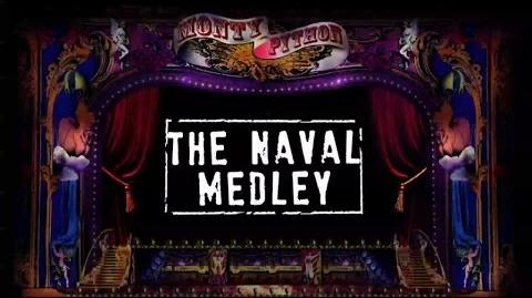 Monty Python - The Naval Medley (Official Lyric Video)