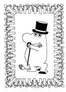 Moominpappa & The Hattifatteners