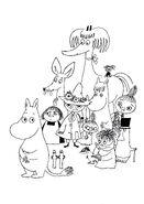 Moomintroll & Friends