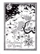Moominland Midwinter, 1957 Mumindalen Om Vinter