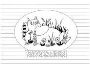 Meet The Moomins Snorkmaiden
