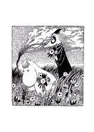 Moominsummer Madness,1954