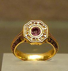 Kirin Tor Signet Ring