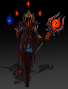 Illindra Void Armor