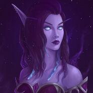 Synaeris Nightbane Portrait
