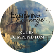 Everwind System Compendium Logo by Keirras