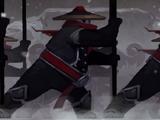 The Shado-Pan Offensive