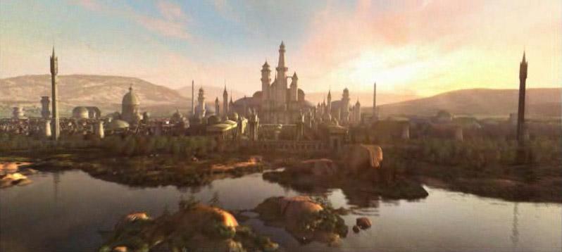 Lordaeron City